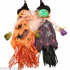 "28"" Haunted Halloween Party Spooky Straw Character Hanging Prop Decoration"