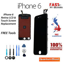 *NEW* iPhone 6 6G Retina LCD & Digitiser Touch Screen Assembly Replacement BLACK