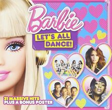 Barbie   Let's All Dance CD   Brand new and sealed