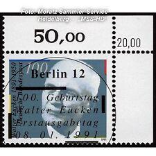 KBWZ Bund 1494, Sonderstempel BERLIN, Eucken (08.01.1991)