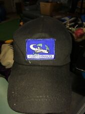 trucker hat baseball cap SPACE SHUTTLE FLIGHT COMMANDER cool lid old school