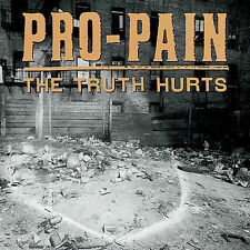 ~COVER ART MISSING~ Pro-Pain CD Truth Hurts Extra tracks