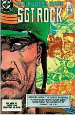 Sgt. rock # 395 (all Joe Kubert Issue) (Estados Unidos, 1984)
