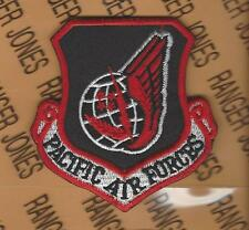 USAF Air Force 36th Fighter Squadron FS PAF Paciific Air Forces shield patch