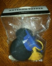 Disney Store Antenna Topper Mickey Mouse Graduation Tassel 2001 New In Package