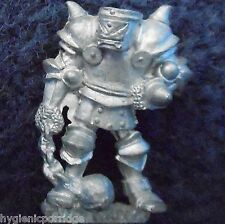 1985 Chaos Warrior 0201 17 CH2 Sir Gigal De Appliance Citadel Warhammer Army GW