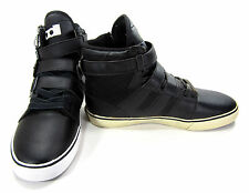 Radii Shoes Straight Jacket Hi Straps VLC Black Sneakers Size 7 EUR 40