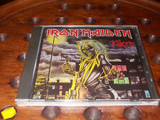 IRON MAIDEN - Killers CDMM 7520192 Siae a Inchiostro  Cd ..... New