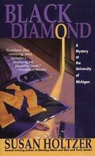 Black Diamond (Anneke Haagen Mysteries) by Holtzer, Susan