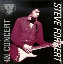 In Concert - Steve Forbert (1996, CD NEUF)