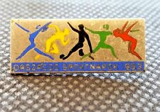 Collectible 1963 National Sports Days Hungary Pin