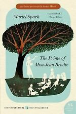 The Prime of Miss Jean Brodie : A Novel by Muriel Spark (2009, Paperback)