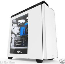 NZXT H440 V2 Midtower Case with 3.0 USB - White