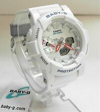 New Casio Ladies Baby-G World Time Watch BGA-185-7A