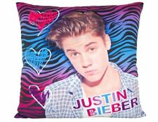 Justin Bieber Zebra  Pillow with Filling Super Soft