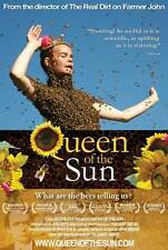 QUEEN OF THE SUN: WHAT ARE THE BEES TELLING US? Movie POSTER 27x40 Yvon Achard