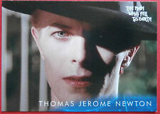 DAVID BOWIE - The Man Who Fell To Earth - Card #9 - Thomas Jerome Newton