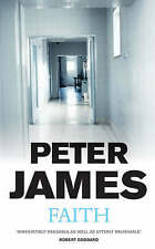 Faith by Peter James (Paperback, 2000) New Book