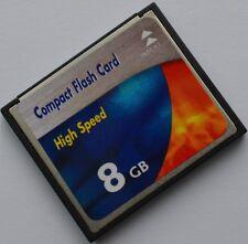 CF 8GB für Sony DSC-R1 8 GB Compact Flash CF Speicherkarte