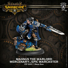 Warmachine - Mercenaries: Magnus the Warlord PIP41033
