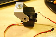 2 DOF Slope Pan and Tilt w/Servos Sensor Mount kit for Robot Arduino - See Video