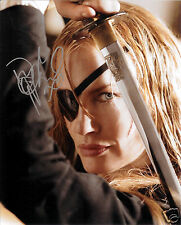 DARYL HANNAH - KILL BILL AUTOGRAPH SIGNED PP PHOTO POSTER 1