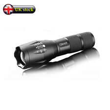Tactical Zoomable LED Flashlight COMUNITE 2000LM CREE XM-L T6 18650/AAA Torch