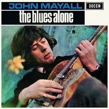 John Mayall The Blues Alone CD+Bonus  Tracks NEW SEALED 2006