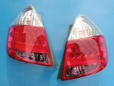 2001 2007 JDM HONDA JAZZ FIT GD GD4 JAZZ GD3 LED REAR TAIL LIGHT LAMP SET OEM