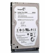 "Seagate ST500LM000 500 GB 5400 RPM 2.5"" SATA 64MB(SSD 8GB) HDD Hard Disk Drives"