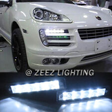Super Bright LED Daytime Running Light DRL Daylight Kit Fog Lamp Day Lights C14
