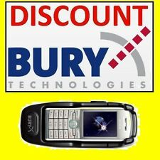 Bury Cradle: Nokia e50 [THB System 8 Take & Talk Car Kit Holder NEW]
