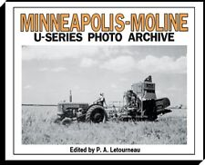 Minneapolis-Moline U-Series Photo Archive P. A. Letourneau 10007
