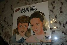 NEW SEALED GINGER ROGERS & BETTE DAVIS LP Original Radio Broadcasts: Kitty Foyle