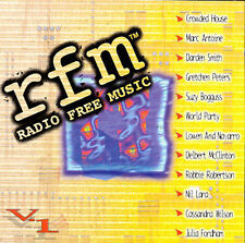 Radio Free Music, Vol. 1 by Various Artists (CD, Jul-1997, Intersound)