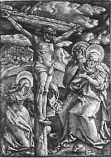 Baldung Grien Hans Crucifixion 5 A4 Print