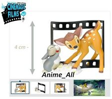 Disney BAMBI PANPAN Cinemagic films Diorama figurine figure gashapon thumper *
