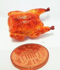 1:12th Dollhouse Miniatures Cibo POLLO ARROSTO
