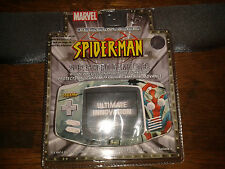 Nintendo Game Boy Advance NAKI balanceo Spider-Man Gameboy Placa Frontal NUEVO GBA BD