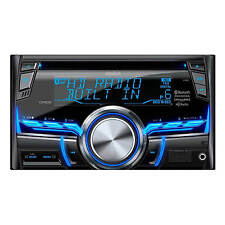New Clarion CX505 2-Din HD-Radio Bluetooth USB/MP3/WMA Stereo Receiver CD Player