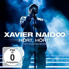 Hört,Hört! Live Von Der Waldbühne von Xavier Naidoo (2014) 2CD+DVD Neuware