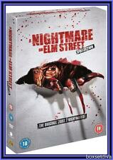 NIGHTMARE ON ELM STREET -COMPLETE COLLECTION -1, 2 3 4 5 6 & 7 *BRAND NEW DVD **