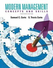 Modern Management (13th Edition)