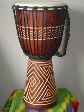 HOLIDAY SALE ! PRO 20 x 11 Djembe Bongo Hand Drum ~ M13 + BONUS COVER