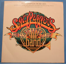 SGT. PEPPER'S LONELY HEARTS CLUB SOUNDTRACK VINYL 2X LP 1978 NICE COND! VG/VG!!