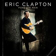 ERIC CLAPTON FOREVER MAN - THE BEST OF: 2CD ALBUM SET (2015)
