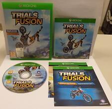Console Gioco Game Microsoft XBOX ONE PAL ITALIANO - TRIALS FUSION - Ubisoft ITA