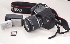 Canon EOS Rebel T2I DSLR Camera With EF-S 18-55mm Lens DS126271