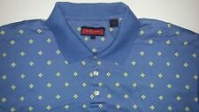 Polo Shirt by Austin Reed London Mens Cool Design Baby Blue Casual Polo Shirt