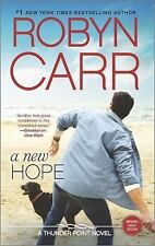 A New Hope (Thunder Point), Carr, Robyn, 0778317870, Book, Acceptable